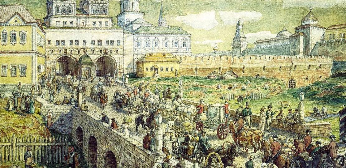 Расцвет русской культуры 16 века