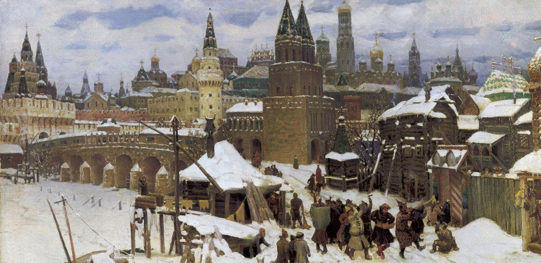 Взгляд в прошлое: что значил 17 век для русской культуры?