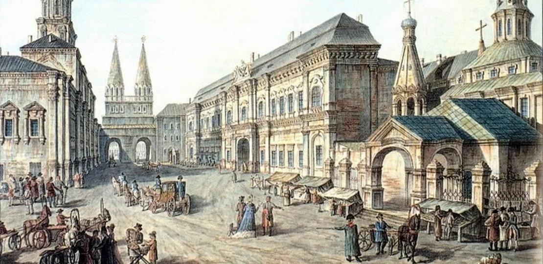 Новая культура в новой России XVIII века