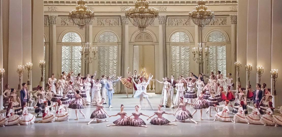 В 18-м веке свою работу начала Санкт-Петербургская Академия Русского балета