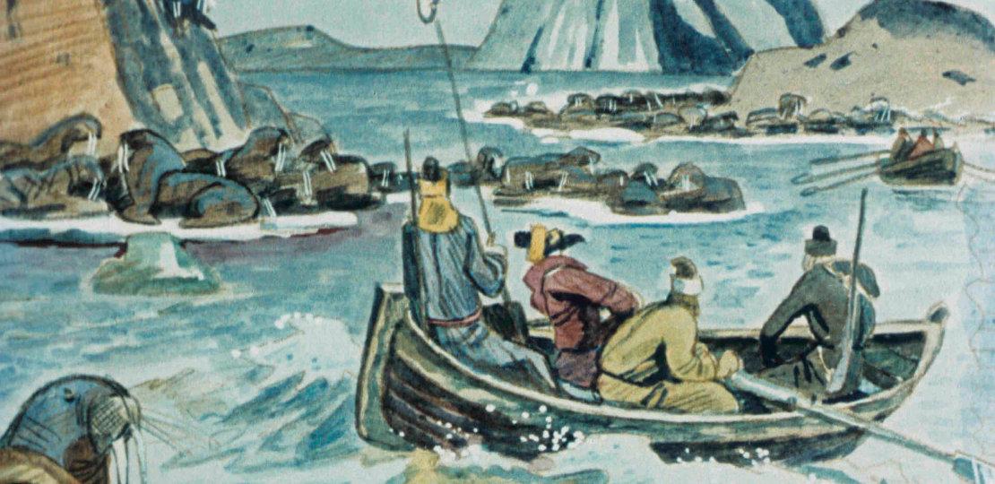 Чукотская экспедиция С.И. Дежнева