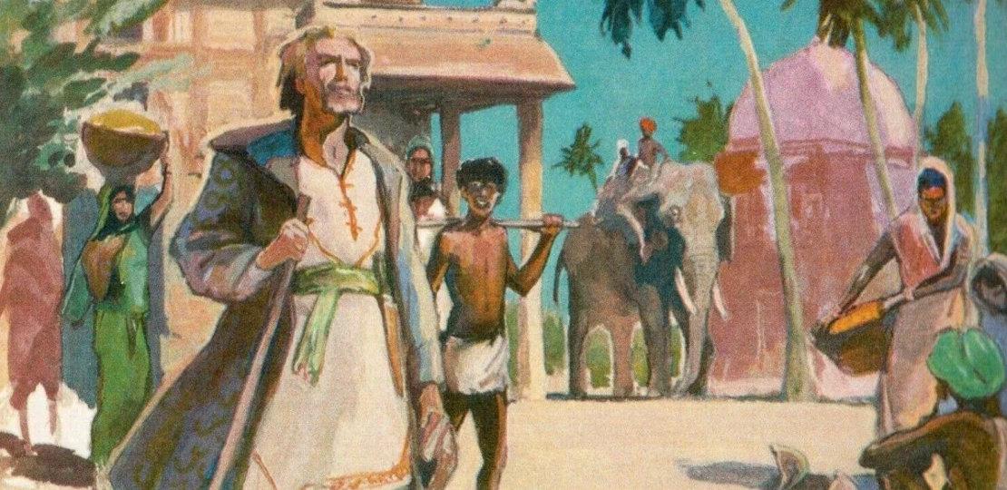 Travel to India Afanasy Nikitin