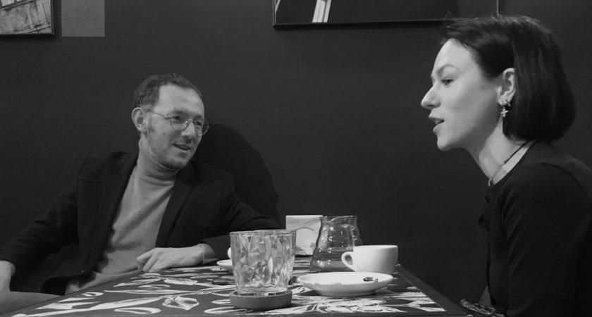 Поговорим о русской культуре и прочих вещах в «Чат вдвоем»